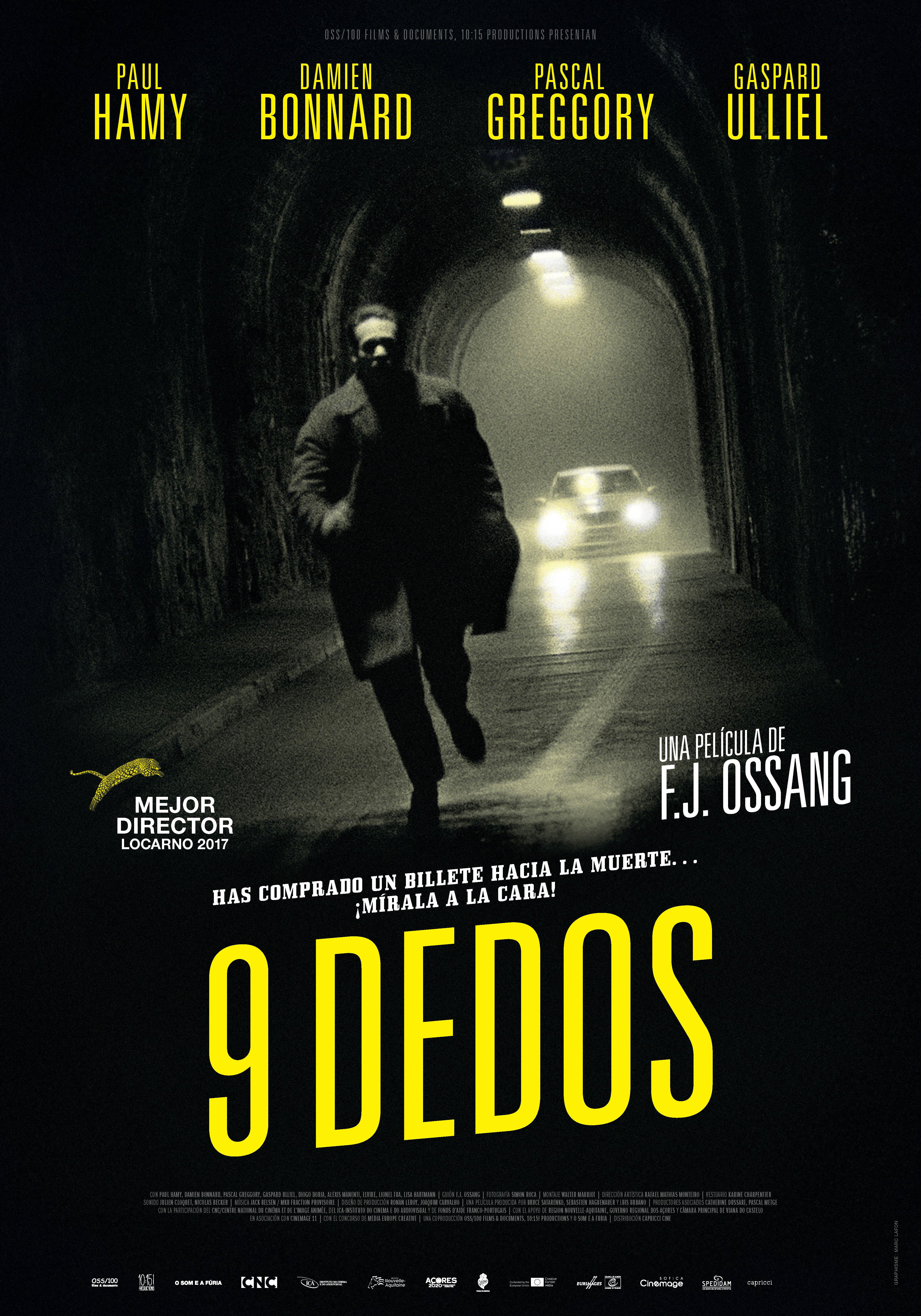 9DEDOS_poster esp